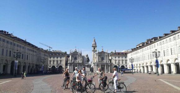 Turin: Highlights Bike Tour