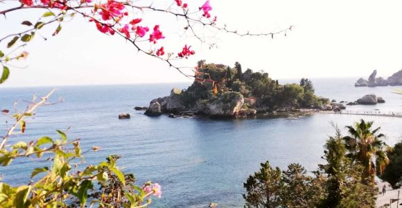 Giardini Naxos, Taormina and Castelmola 5-Hour Tour