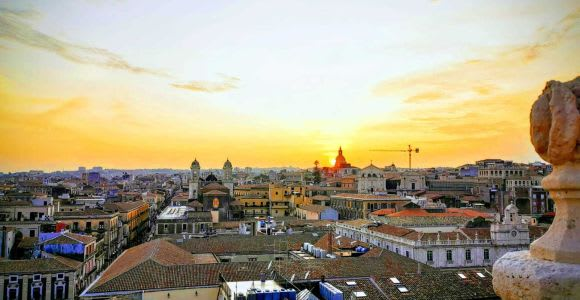 Catania: Evening City Secrets and Aperitif Tour