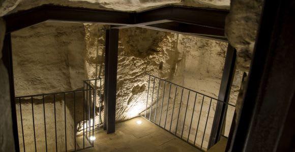 Lecce: tour a piedi storico di 1,5 ore con Museo ebraico
