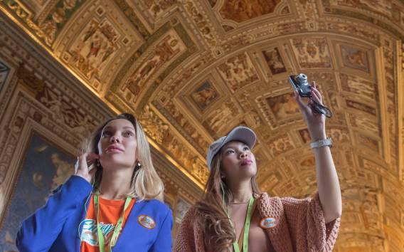 Musei Vaticani e Cappella Sistina: tour guidato