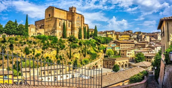Siena: Guided City Tour with Cathedral Skip-the-Line Entry