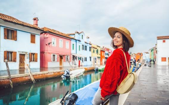 Venice: Murano, Torcello & Burano Boat Trip with Guide