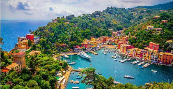 Genova & Portofino Full-Day Tour from Milan