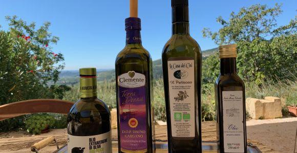 Marano di Valpolicella: esperienza di degustazione di olio d'oliva DOP