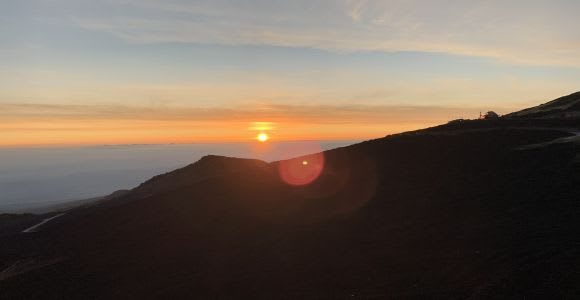 Catania: Mount Etna Sunset Jeep Tour