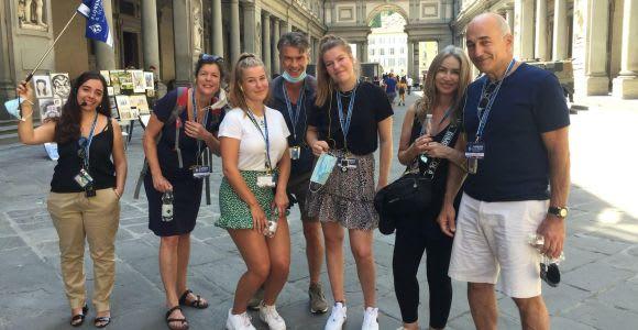Firenze, Galleria degli Uffizi: tour per piccoli gruppi