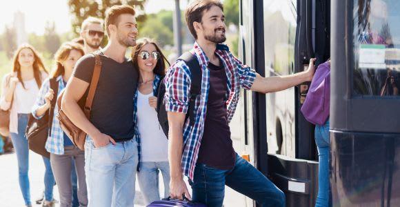 Rome: transfert en bus entre Rome et l'aéroport de Ciampino
