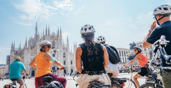 Milan: Grand City Highlights E-Bike Tour