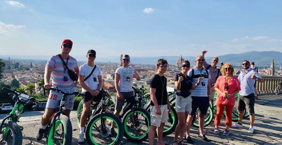 Firenze: tour per piccoli gruppi in bici elettrica