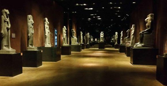 Torino: tour guidato del Palazzo Reale e del Museo Egizio