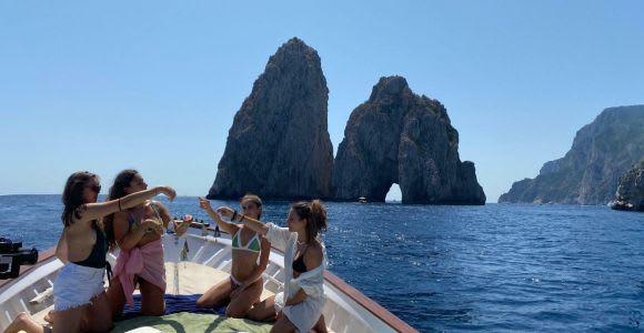 Capri Boat Experience: Living la Dolce Vita