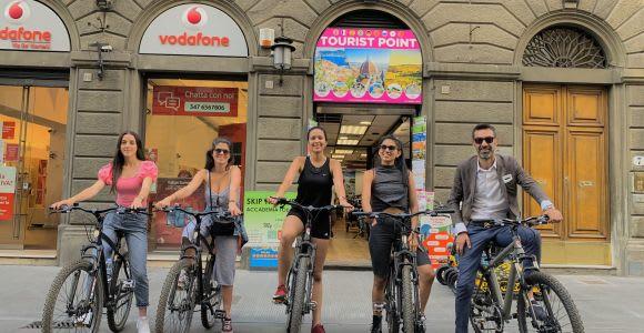 Firenze: tour guidato in bici di 2 ore