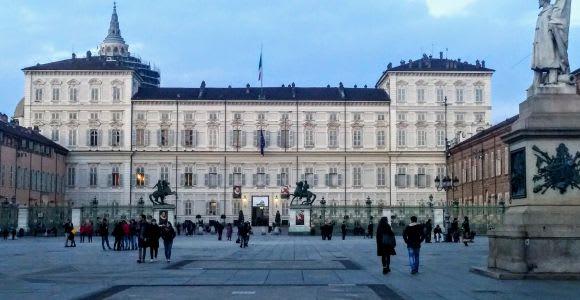 Torino: tour guidato al Palazzo Reale e biglietto d'ingresso