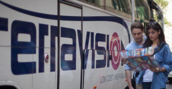 Bergame : transfert en bus vers/depuis le centre-ville de Milan