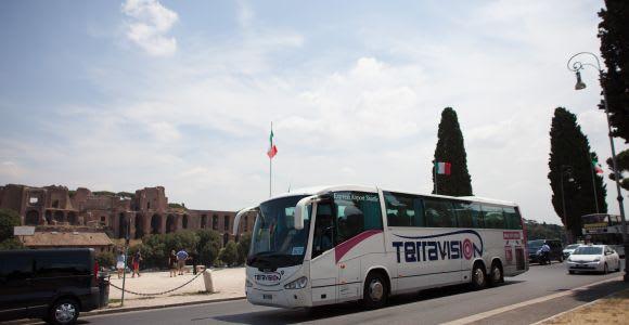 Roma: bus diretto tra Fiumicino aeroporto e Roma Termini
