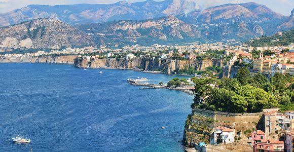 From Naples: Sorrento & Amalfi Coast 8-Hour Tour