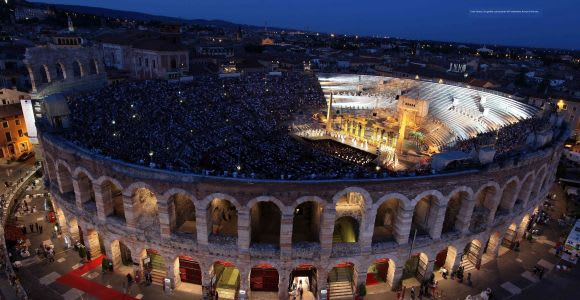 Arena di Verona Opera Ticket Package
