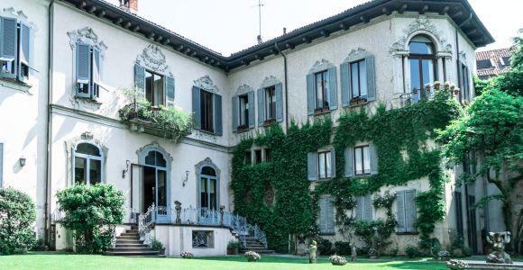 Milan: Leonardo's Vineyard Ticket with Guided Tour Option