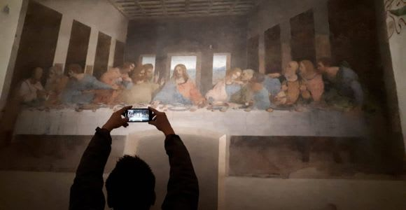 Milan: Express Tour of the Last Supper