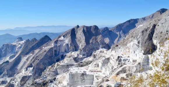 Colonnata: Carrara Marble Quarries Tour by Jeep