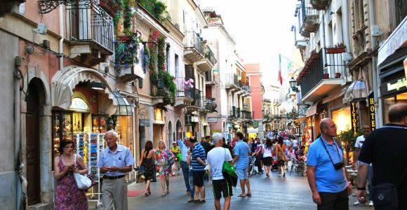 Sicilia: tour del vulcano Etna e Taormina