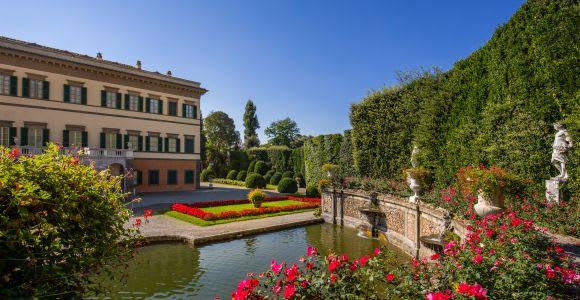 Lucca: Villa Reale di Marlia Entrance Ticket