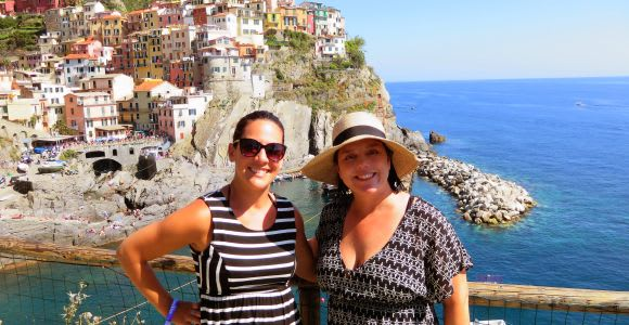 From Florence: Pisa and Cinque Terre Full-Day Tour