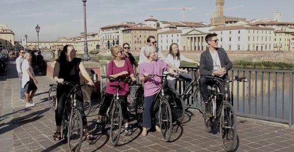 Florence : visite guidée à vélo de 2,5 heures