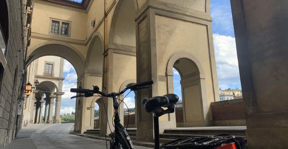 Firenze: tour guidato di 2 ore in bicicletta