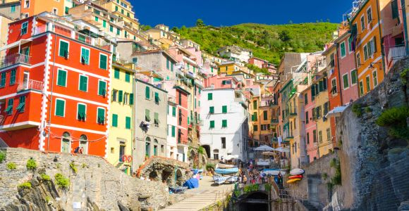 From Montecatini: Full-Day Excursion to Cinque Terre