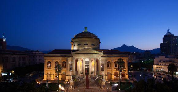 Palermo: tour guidato al Teatro Massimo