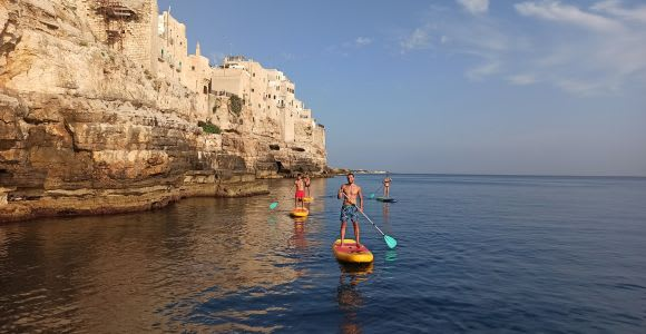Polignano a Mare: Stand-Up Paddle Tour