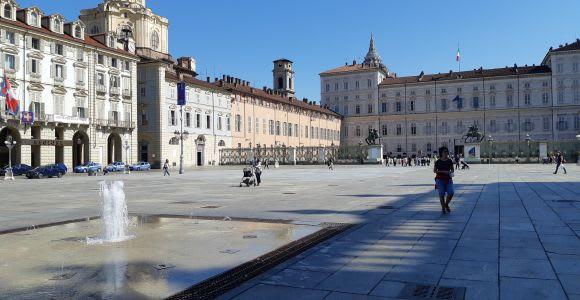 Torino: tour guidato a piedi delle principali attrazioni della città di 1,5 ore