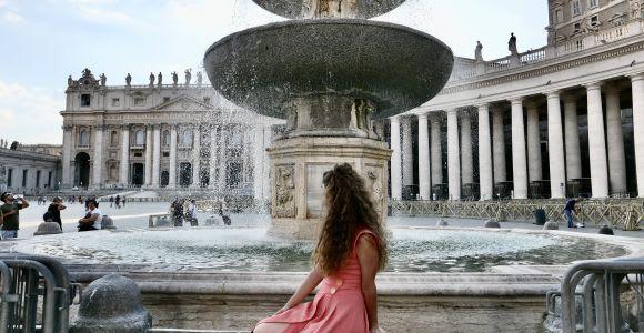 Roma: visita guiada a la basílica de San Pedro con subida a la cúpula