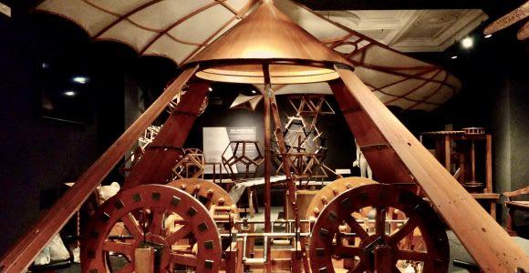 Ingresso prioritario al Leonardo Interactive Museum