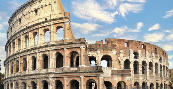 Roma: monte Palatino, Coliseo y Foro romano sin colas