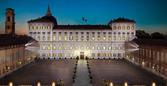 Palazzo Reale di Torino: Biglietto Salta la Fila e Visita Guidata