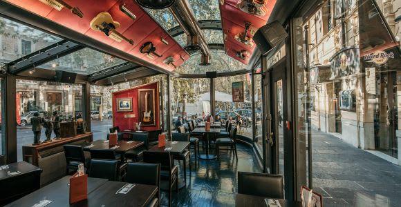 Sin colas: Hard Rock Café de Roma