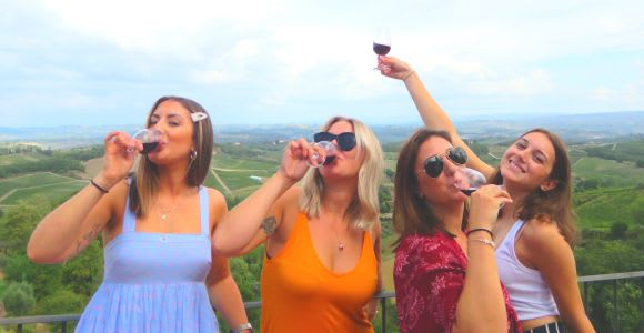 From Florence: Chianti Wine Tasting Full-Day Trip for 18-35s