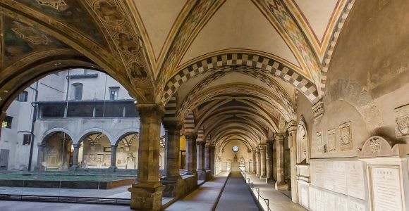 Florence: Santa Maria Novella Entry Ticket & Audioguide