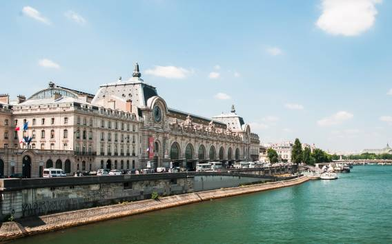 Paris: Musée d'Orsay 1-Day Ticket with Reserved Access