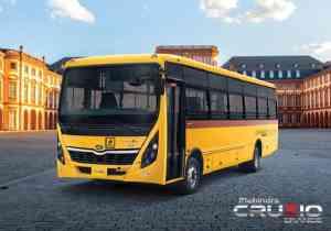 Mahindra Cruzio Grande School 5360: 62 / 72 Seater