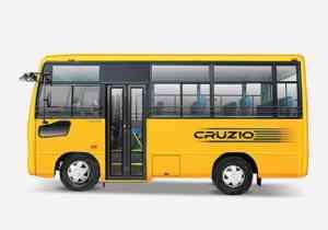 Mahindra Cruzio School 2750: 18 / 21 Seater
