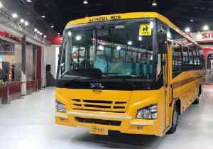 SML Isuzu Hiroi School Bus 5300 : 62 Seater