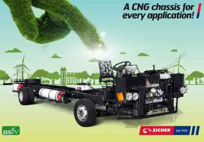 Eicher Pro 3009L CNG