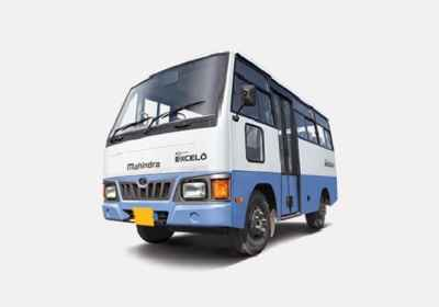 Mahindra T25 : Excelo 25 Seater (4 Tyre)