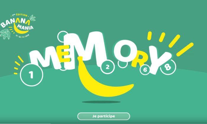 Memory BananaMania