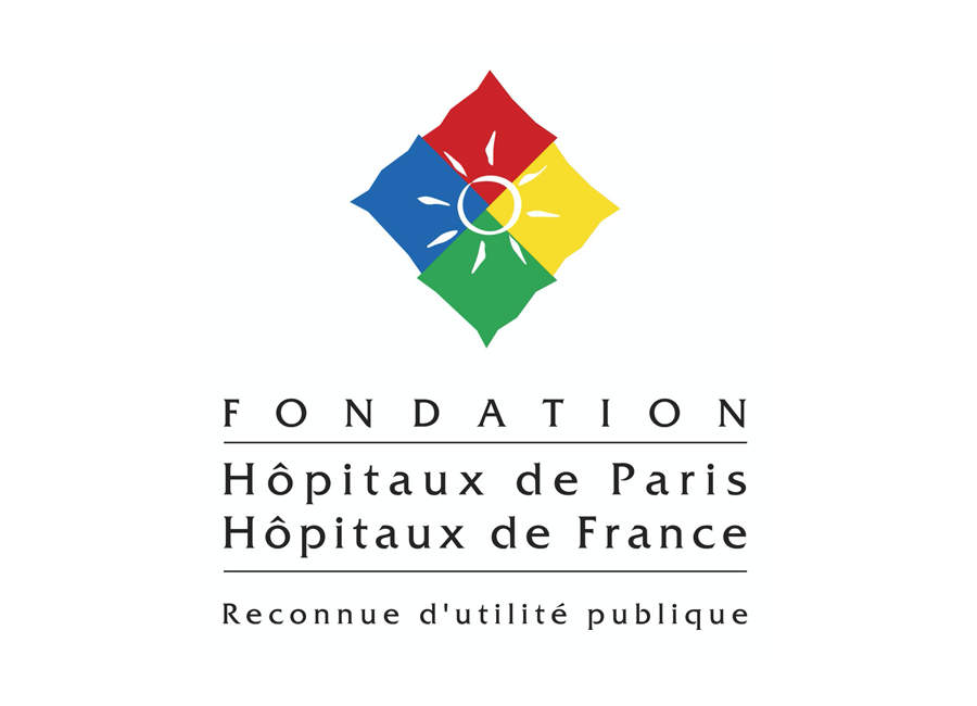 Logo Fondation Hopitaux de Paris