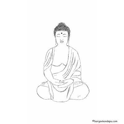 Depiction of Buddha